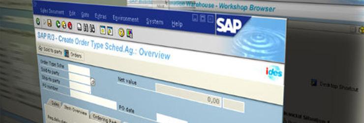 Aplicativos SAP